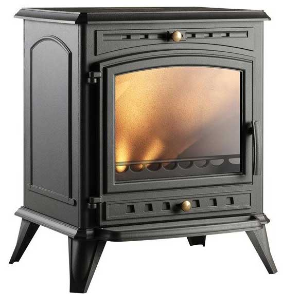 Invicta Freestanding Closed-system Fireplaces