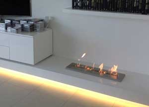Vulcan Heat Studio Fireplaces Gas Fires Built In