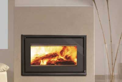 Vulcan Heat Studio Closed Combustion Built In Fireplaces